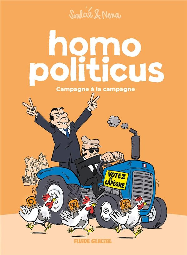 HOMO POLITICUS T.2
