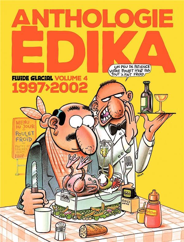 EDIKA  -  INTEGRALE VOL.4  -  1997-2002