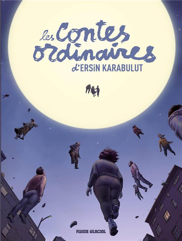 LES CONTES ORDINAIRES D'ERSIN KARABULUT T.1 ET 2
