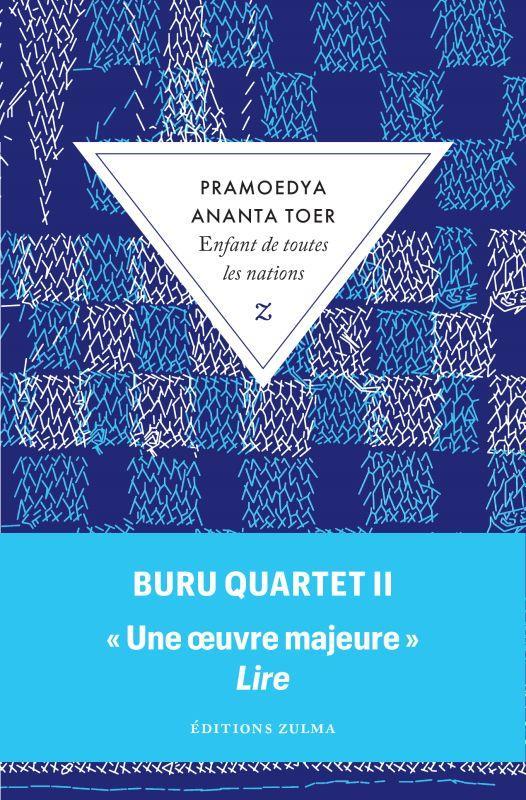 BURU QUARTET T.2 : ENFANT DE TOUTES LES NATIONS