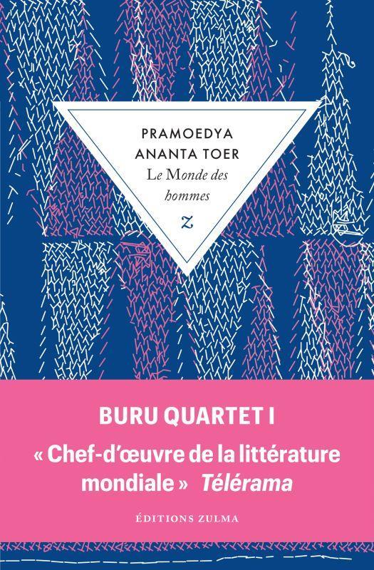 BURU QUARTET T.1 : LE MONDE DES HOMMES