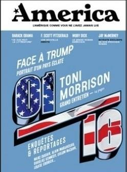 AMERICA - VOL01 - FACE A TRUMP PORTRAIT D'UN PAYS ECLATE