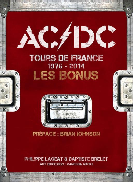 ACDC TOURS DE FRANCE 1976-2014  -  LES BONUS LAGEAT/BRELET Point Barre
