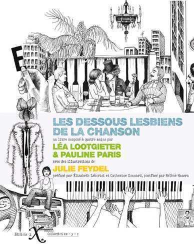 LES DESSOUS LESBIENS DE LA CHANSON