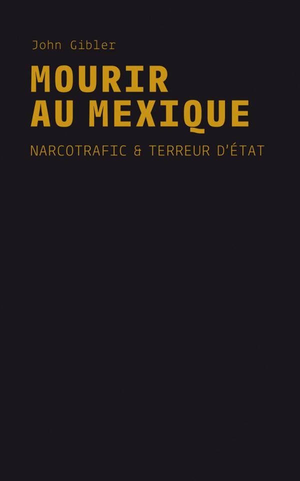 MOURIR AU MEXIQUE