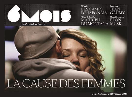 6MOIS N 16 LA CAUSE DES FEMMES  6 MOIS