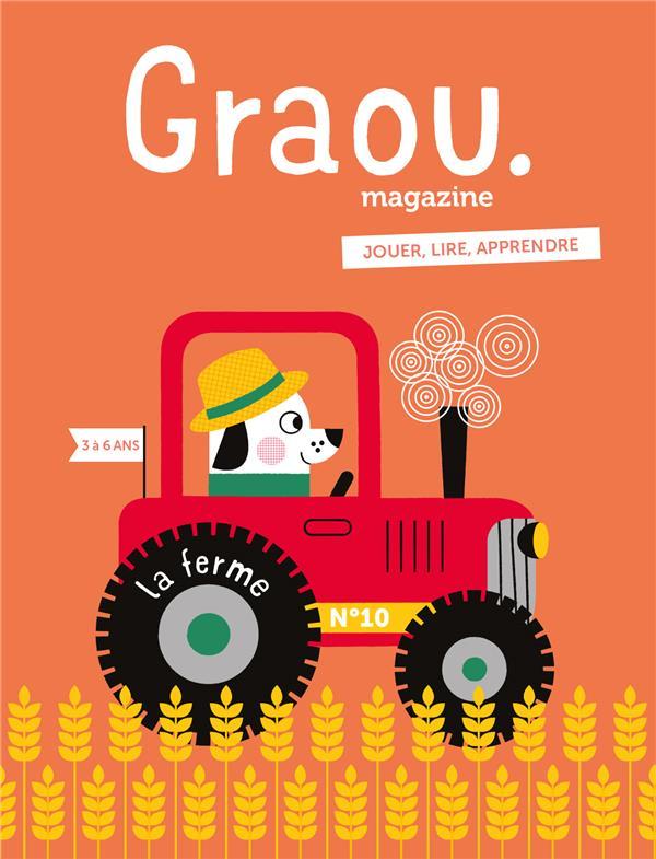 MAGAZINE GRAOU N 11 - A LA FER COLLECTIF/GWE/JARRET MAISON GEORGES