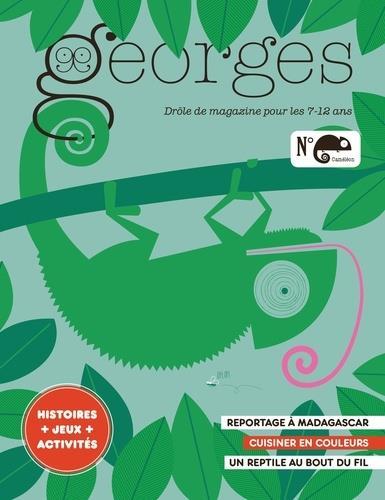 MAGAZINE GEORGES N.44  -  CAMELEON