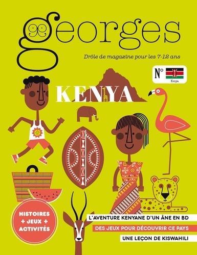 MAGAZINE GEORGES N.46  -  KENYA