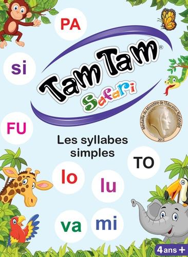 TAM TAM IL ETAIT UNE FOIS...  -  LES SYLLABES SIMPLES COSTANTINI F. NC