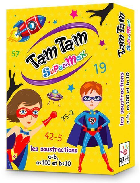 TAM TAM SUPERMAX - LES SOUSTRACTIONS (PRIMA