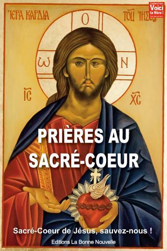 PRIERES AU SACRE-COEUR