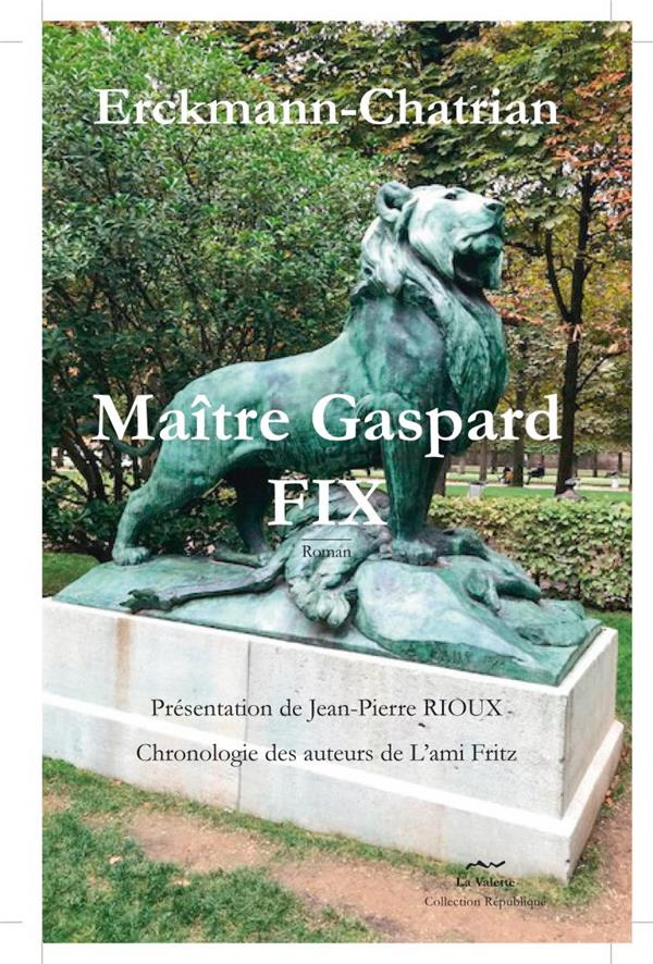 MAITRE GASPARD FIX