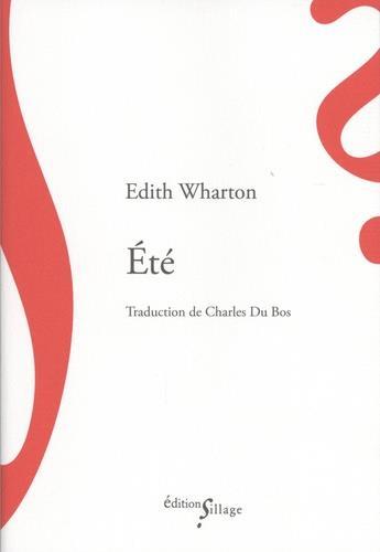 https://webservice-livre.tmic-ellipses.com/couverture/9791091896795.jpg WHARTON, EDITH SILLAGE