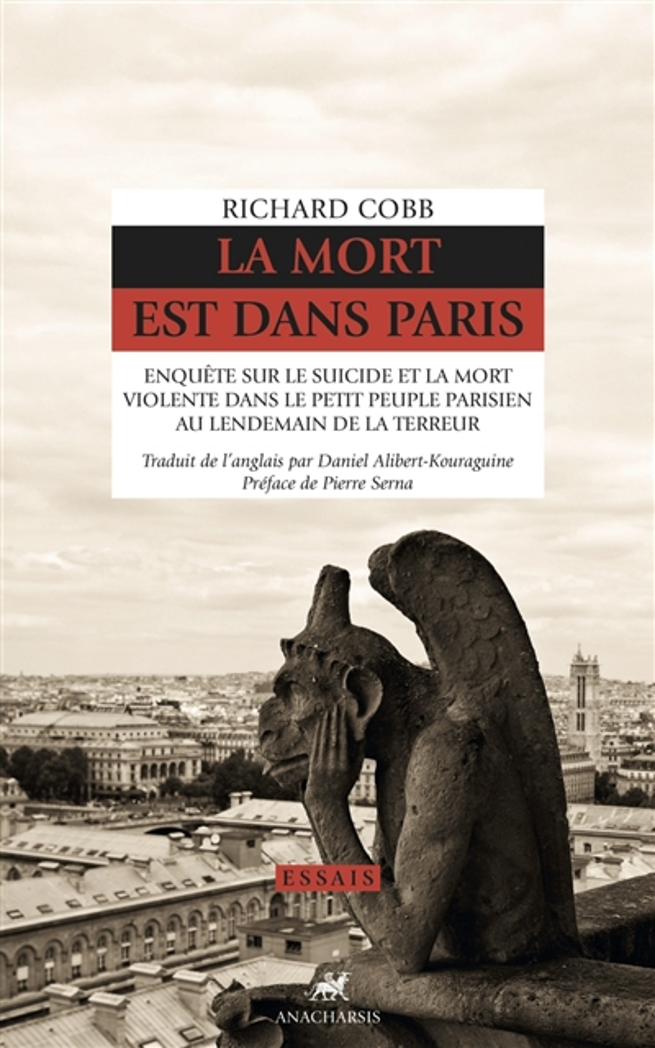 LA MORT EST DANS PARIS  ANACHARSIS