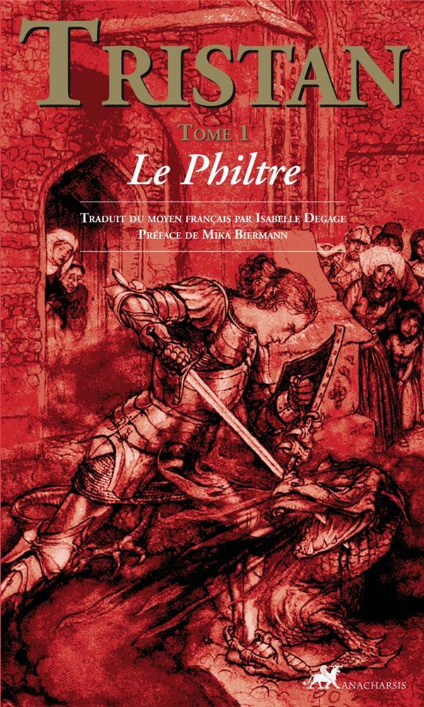 TRISTAN T.1  -  LE PHILTRE