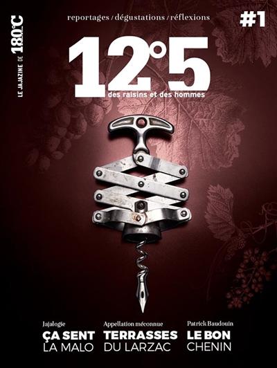 12 5 DES RAISINS ET DES HOMMES NUMERO 1 COLLECTIF Thermostat 6