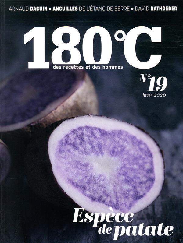 180°C N.19  -  HIVER 2020  -  ESPECE DE PATATE