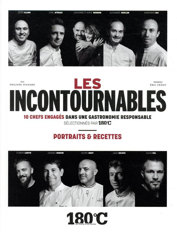 CHEFS INCONTOURNABLES #1 COLLECTIF THERMOSTAT 6