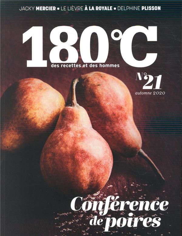 180°C N.21  -  AUTOMNE 2020  -  BONNES POIRES