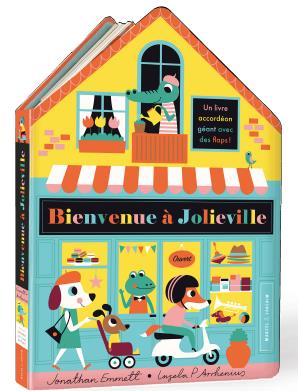 BIENVENUE A JOLIEVILLE