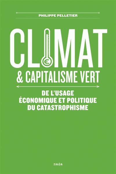 Climat et capitalisme vert