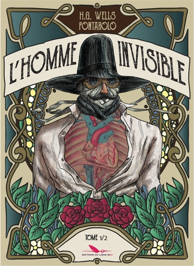 L'HOMME INVISIBLE T.1