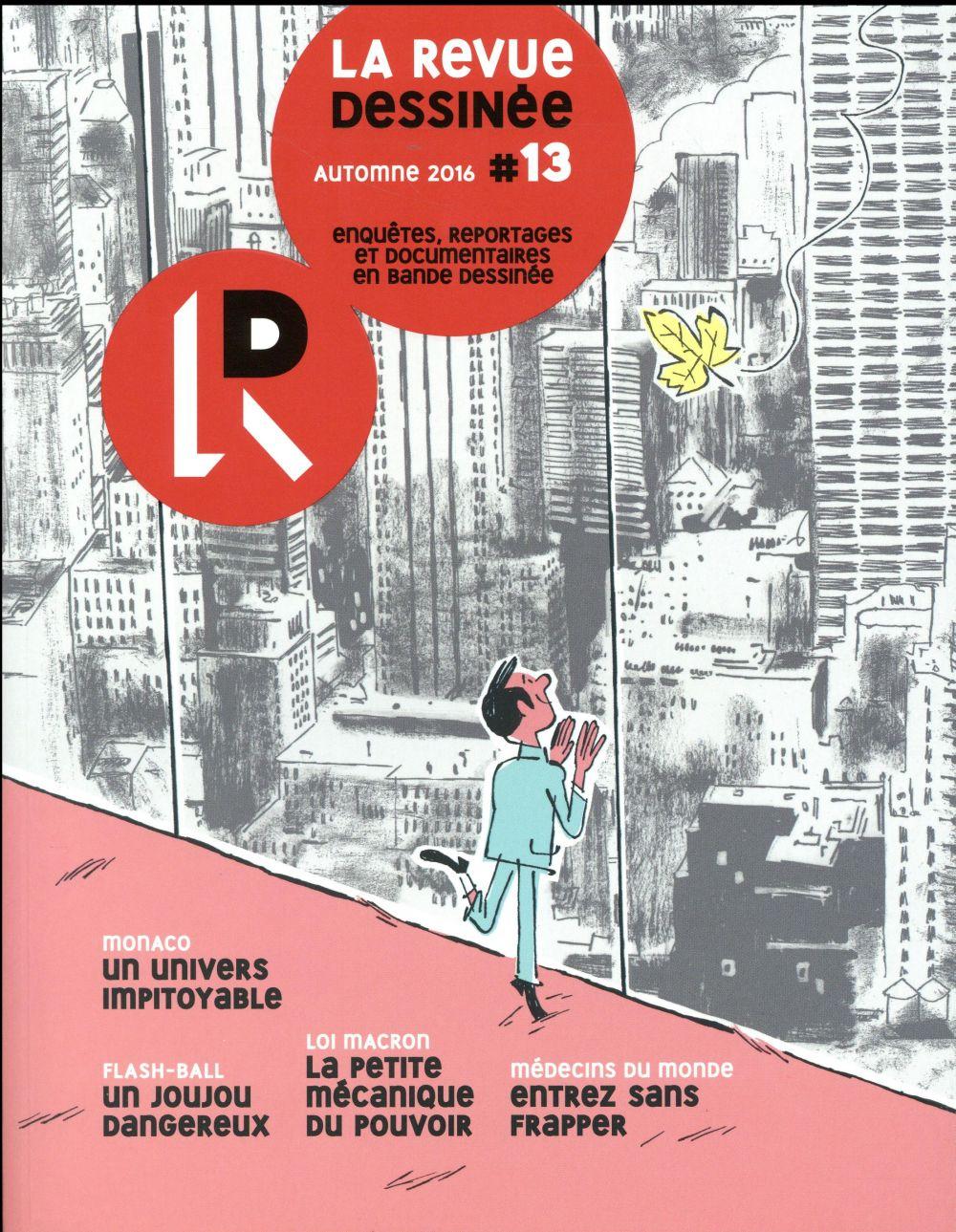- LA REVUE DESSINEE N 13