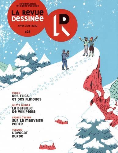 REVUE DESSINEE - T26 - LA REVUE DESSINEE N 26