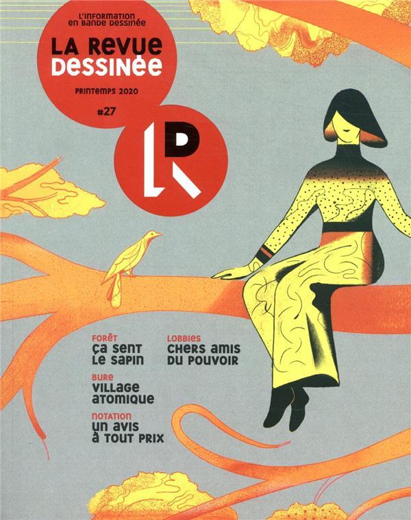REVUE DESSINEE - T27 - LA REVUE DESSINEE N 27