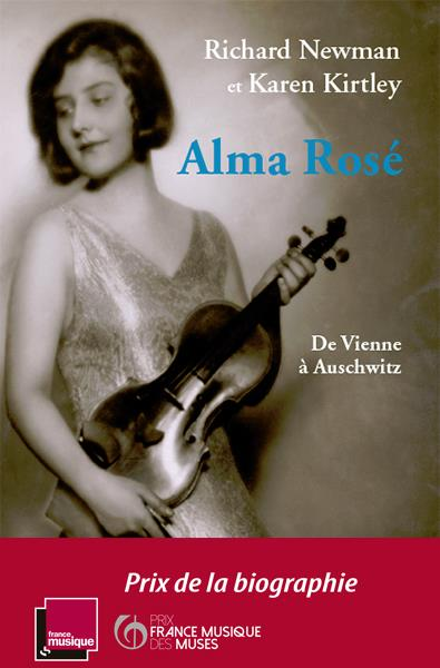 ALMA ROSE - DE VIENNE A AUSCHWITZ