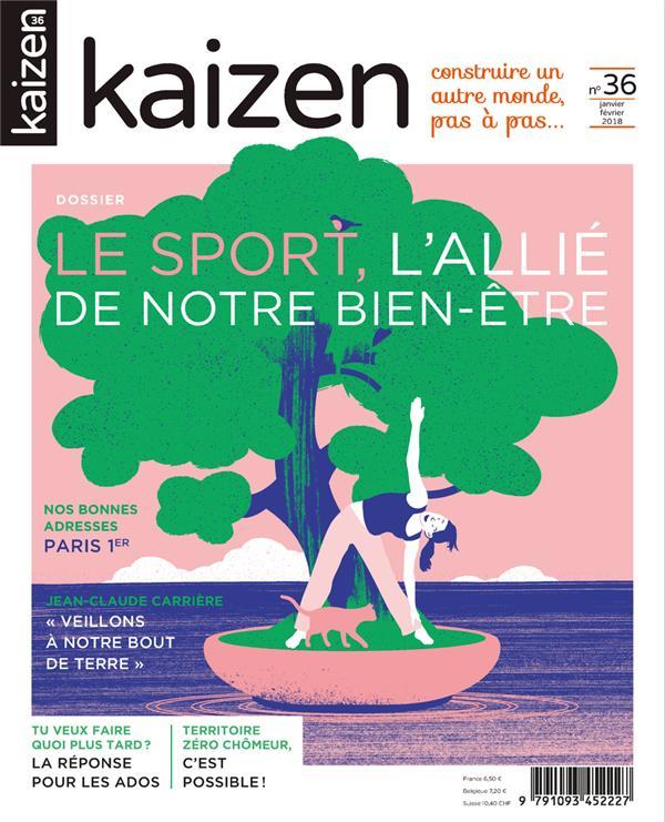 KAIZEN N.36  -  JANVIER-FEVRIER 2018 COLLECTIF NC