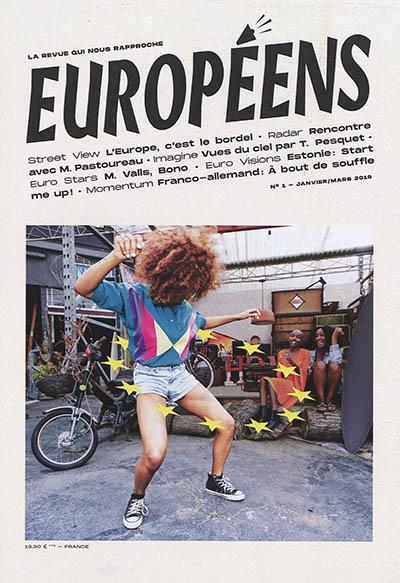 EUROPEENS COLLECTIF MARIE B