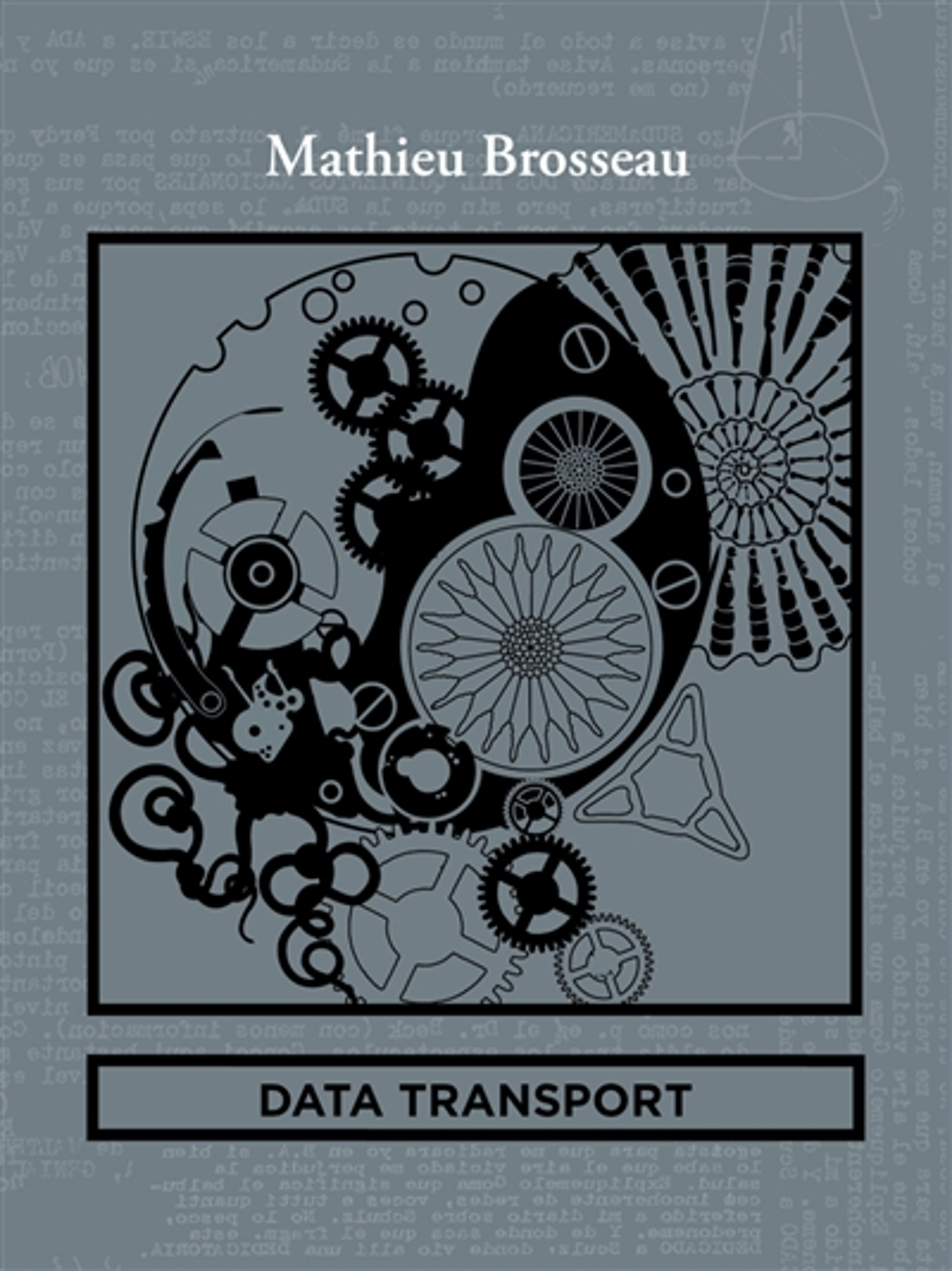 Data transport Brosseau Mathieu Ogre