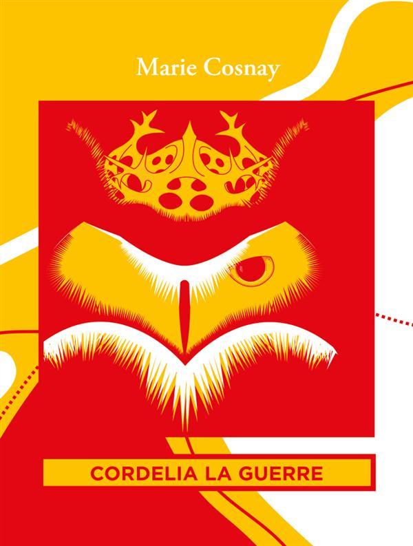 CORDELIA LA GUERRE Cosnay Marie Ogre