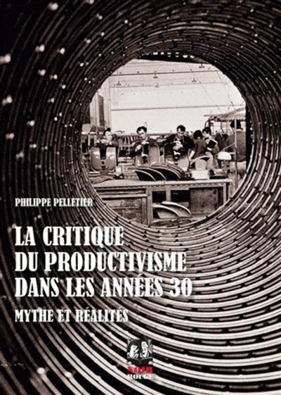 LA CRITIQUE DU PRODUCTIVISME DANS LES ANNEE S 1930