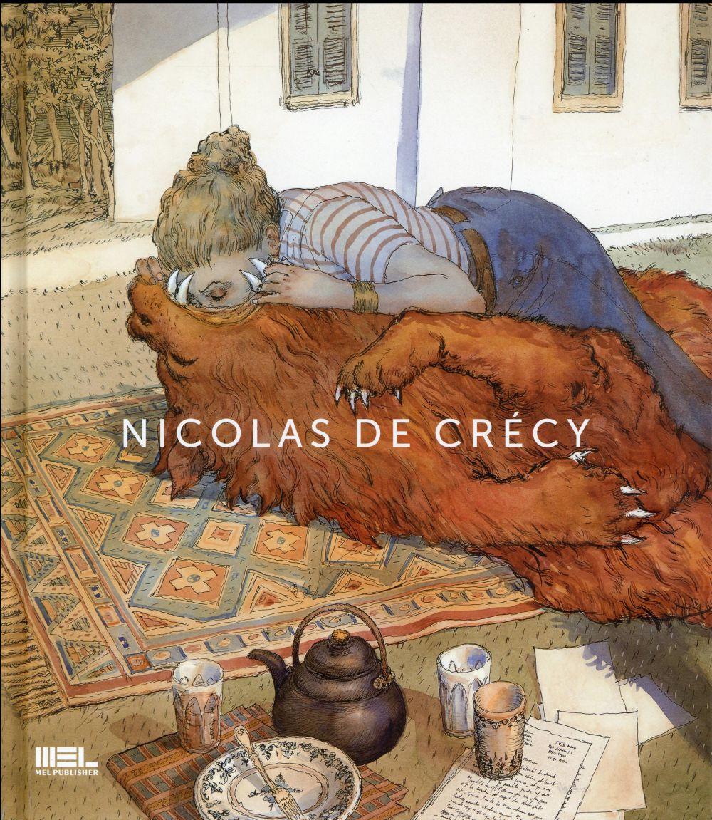 DE CRECY NICOLAS/LEC - NICOLAS DE CRECY (RL)