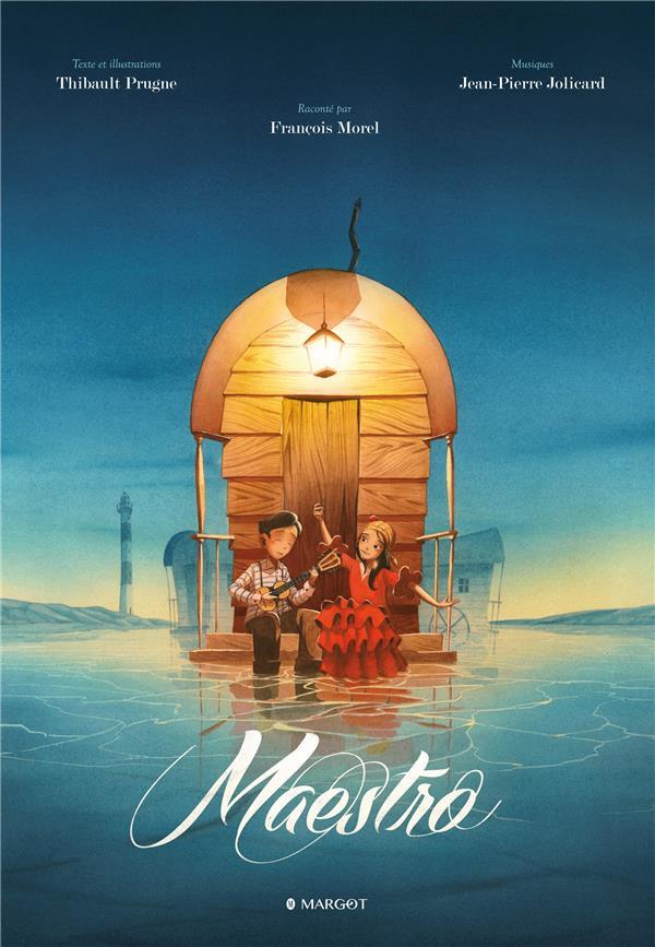 MAESTRO - LIVRE + CD PRUGNE/JOLICARD MARGOT