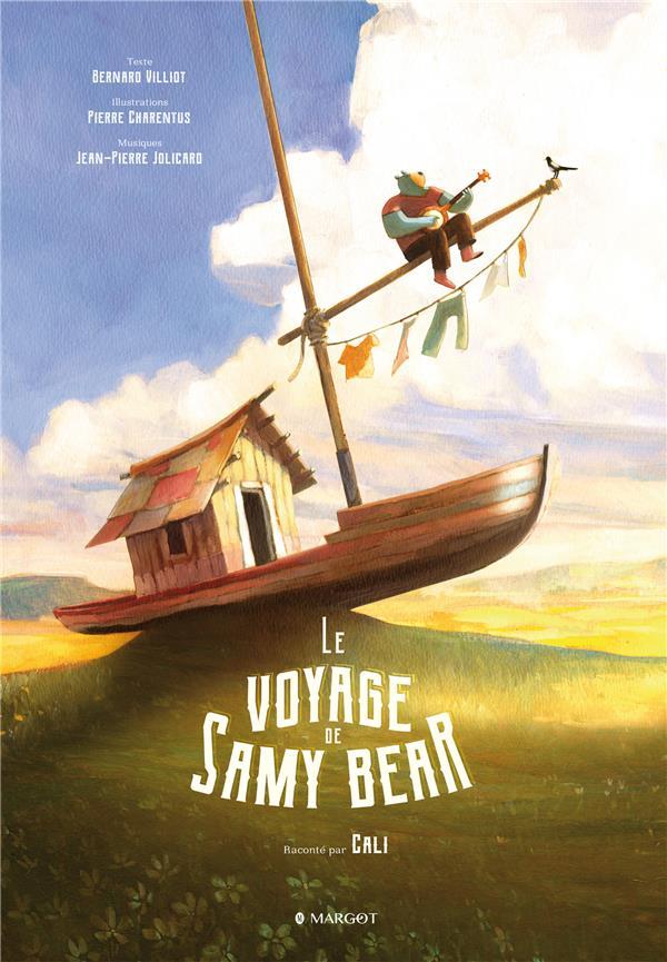 VOYAGE DE SAMY BEAR (LIVRE+CD)