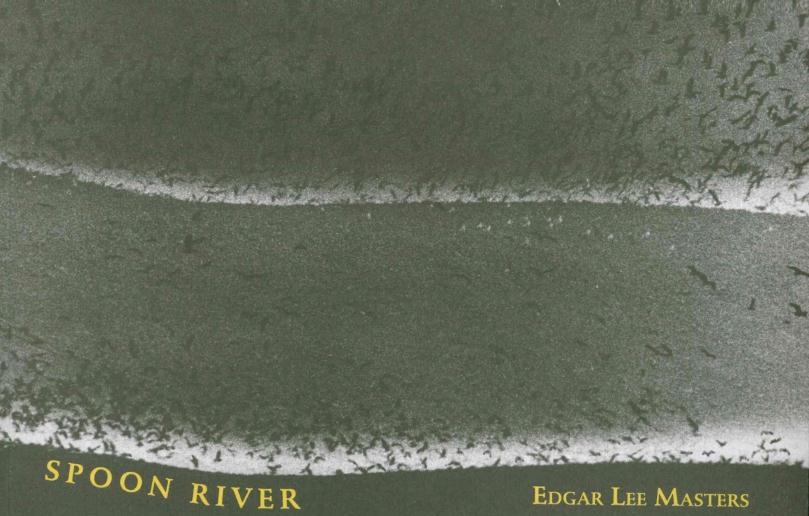 SPOON RIVER, CATALOGUE DES CHANSONS DE LA RIVIERE