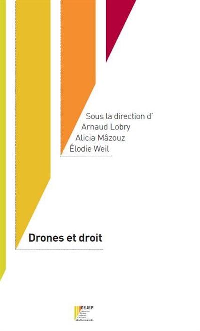 DRONES ET DROIT