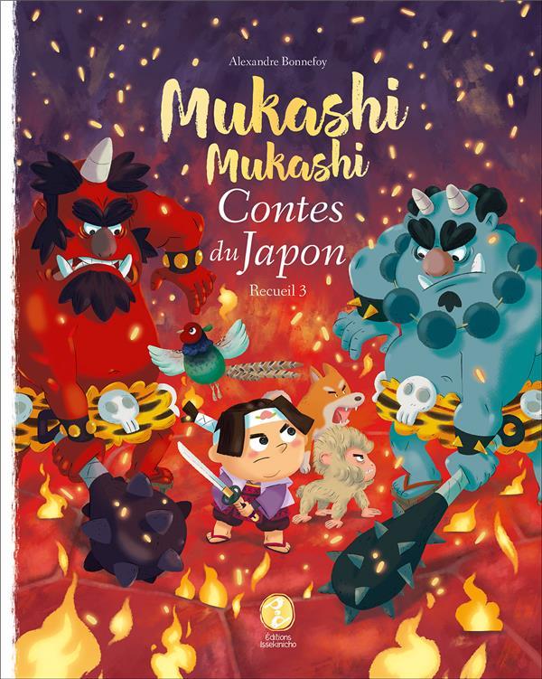 MUKASHI MUKASHI  -  CONTES DU JAPON, RECUEIL 3