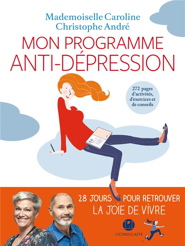 MON PROGRAMME ANTI-DEPRESSION  ICONOCLASTE