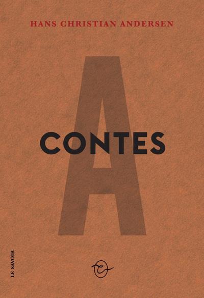 CONTES ANDERSEN H C. CONSPIRATION