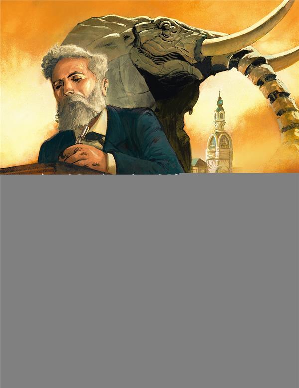 NANTES T.3  -  DE JULES VERNE AU GRAND ELEPHANT