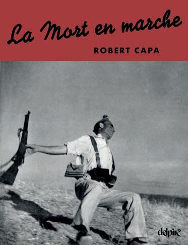 LA MORT EN MARCHE CAPA ROBERT DELPIRE