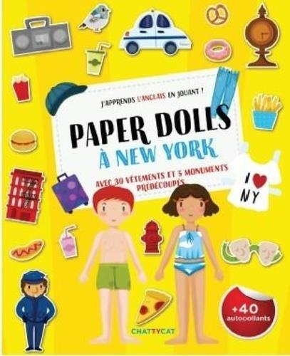 PAPER DOLLS A NEW YORK