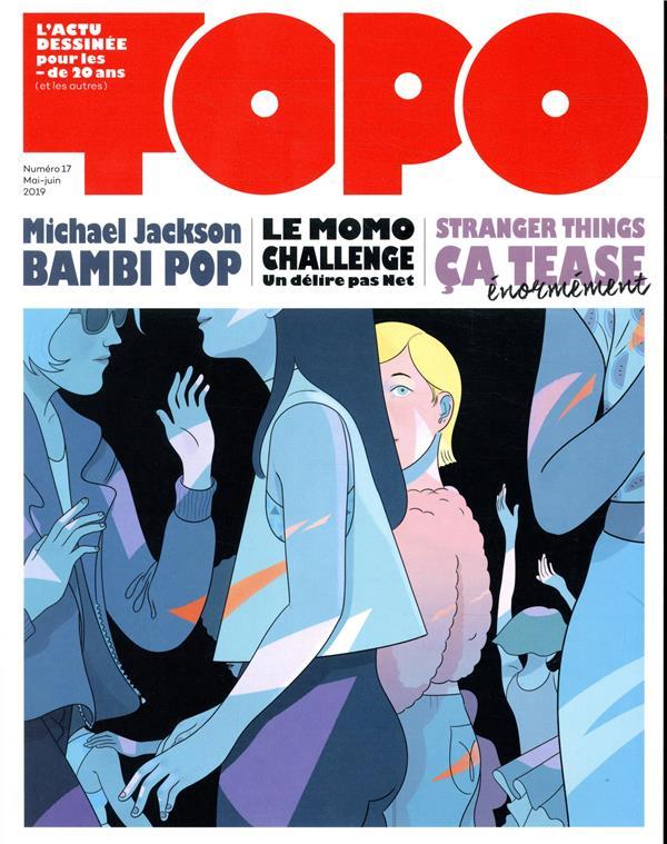 TOPO - T17 - TOPO N 17 COLLECTIF TOPO