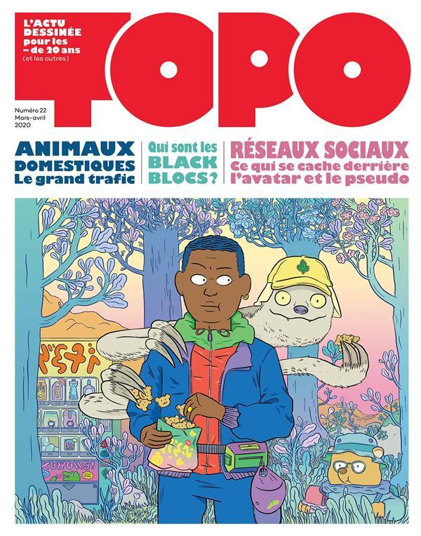 TOPO - T22 - TOPO N 22 COLLECTIF NC