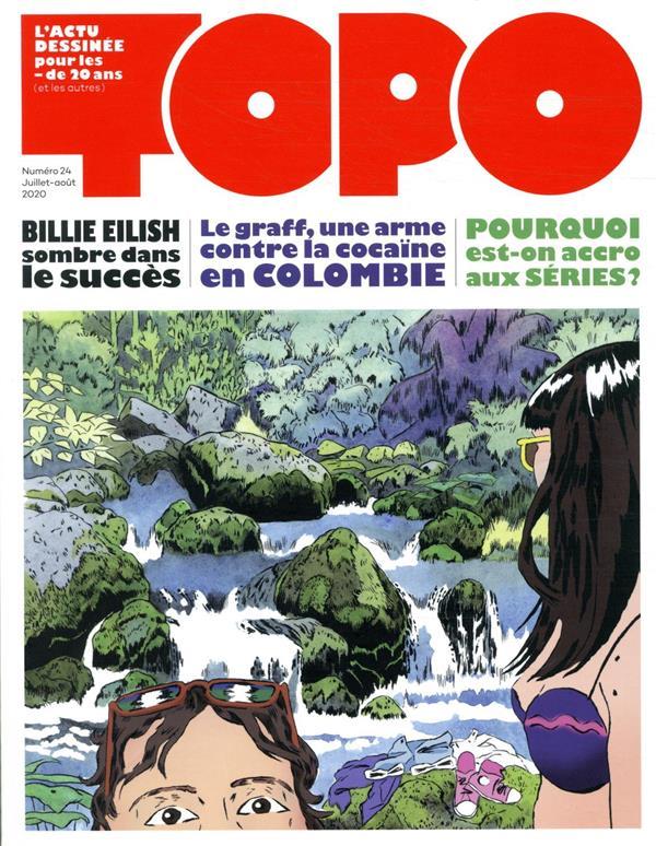 TOPO - T24 - TOPO N 24 COLLECTIF NC